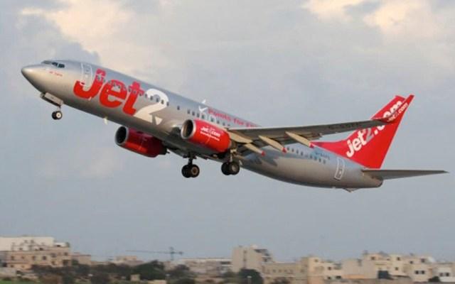 Vuelo de Jet2 de Málaga a Edimburgo declara emergencia - Vuelo de Jet2 de Málaga a Edimburgo declara emergencia sobre Escocia