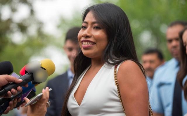 Eligen a Yalitza Aparicio embajadora de buena voluntad de la Unesco - Yalitza Aparicio