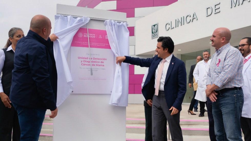 IMSS abre cinco nuevas unidades para detectar cáncer de mama a tiempo - Foto de IMSS