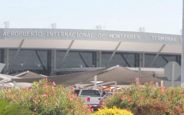 Reanudan operaciones en Aeropuerto de Monterrey tras banco de neblina - Reanudan operaciones en Aeropuerto de Monterrey tras banco de neblina