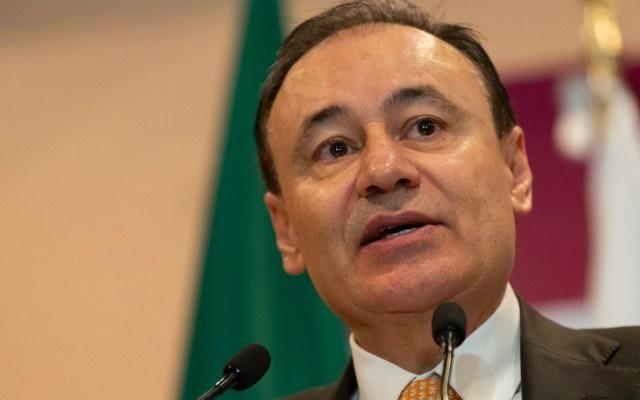 """Senado confirma renuncia de Alfonso Durazo; """"posponen"""" comparecencia - Alfonso Durazo Montaño. Foto de Notimex"""