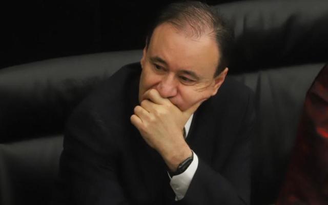 Sustituto de Alfonso Durazo en Seguridad, hasta el 31 de octubre: AMLO - Alfonso Durazo. Foto de @CanalCongreso