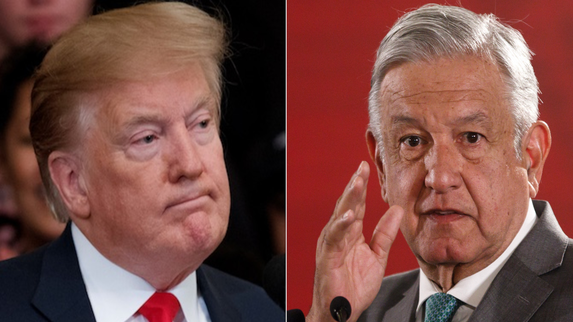 Caso LeBarón demuestra que el muro con México es necesario: Trump