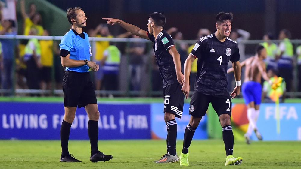 'Chima' Ruiz considera que México Sub 17 siempre fue víctima del VAR - Foto de Mexsport