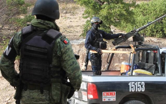 Durazo confirma un detenido por caso LeBarón - Foto de Notimex