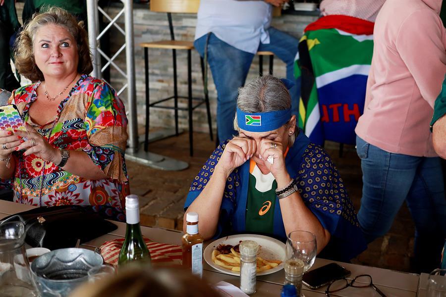 rugby Sudáfrica
