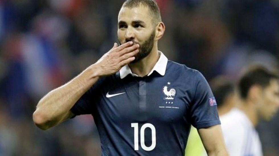 Federación cierra puertas a Benzema para la selección francesa - benzema francia