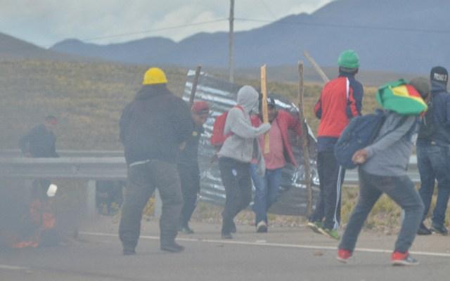 México expresa preocupación por acontecimientos en Bolivia - Foto de EFE