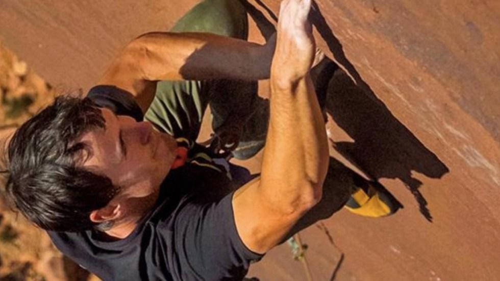 Muere reconocido escalador estadounidense en Nuevo León - Brad Gobright