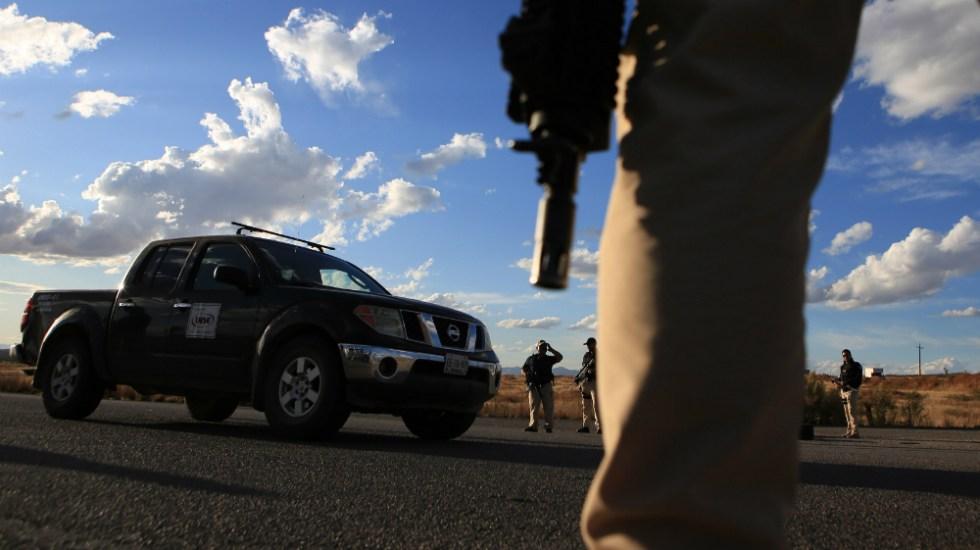 Durazo confirma que armas usadas en ataque a familia LeBarón fueron fabricadas en EE.UU. - Busqueda asesinos LeBarón