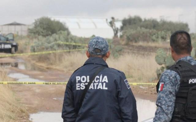 Encuentran a mujer con tiro de gracia en Ixmiquilpan, Hidalgo - cadáver mujer hidalgo