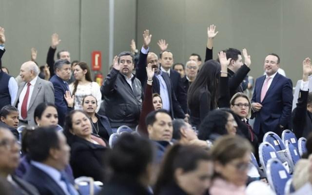 """""""Todos perdimos"""" con el presupuesto aprobado, advierte el PAN - Cámara de diputados Santa Fe sede alterna"""