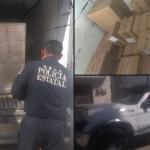 Localizan en Tultitlán camión abandonado con 500 mil pesos en medicinas