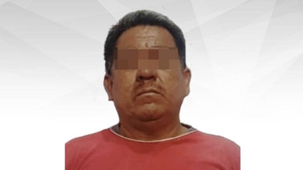Detienen a sujeto en Morelos por violación de menor en Edomex - Candelario N detenido violación menor Morelos