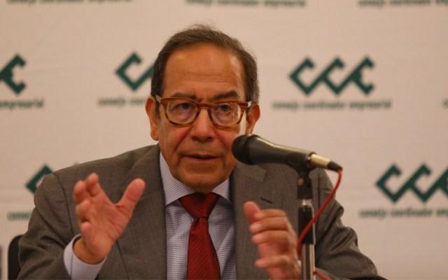 Plan Nacional de Infraestructura será realista y no sueños: CCE - Carlos Salazar Lomelín