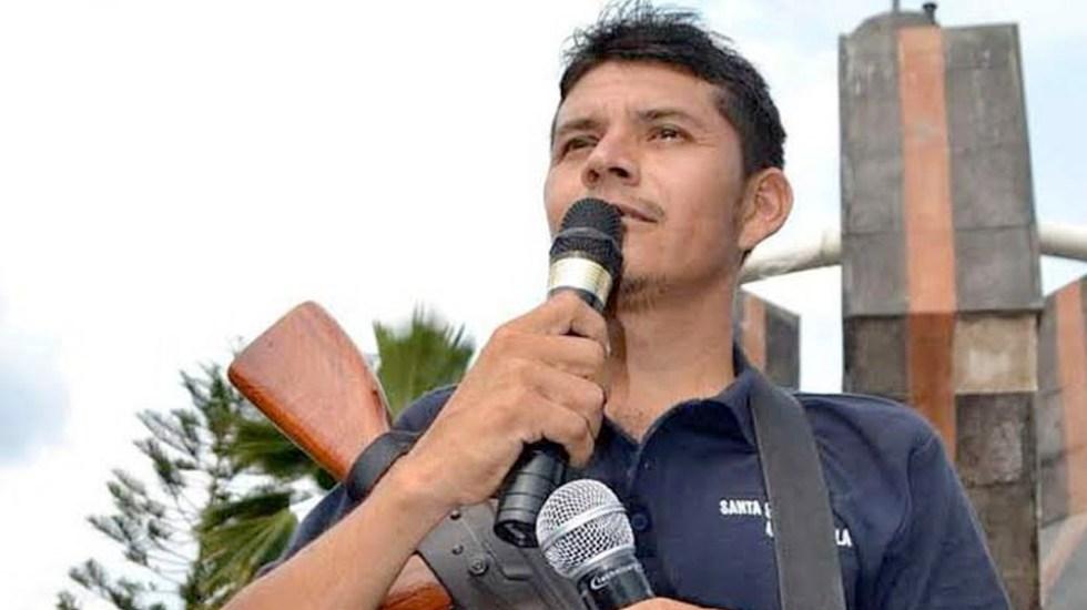 Emboscan en Colima a Cemei Verdia, exautodefensa de Michoacán - Cemei Verdia