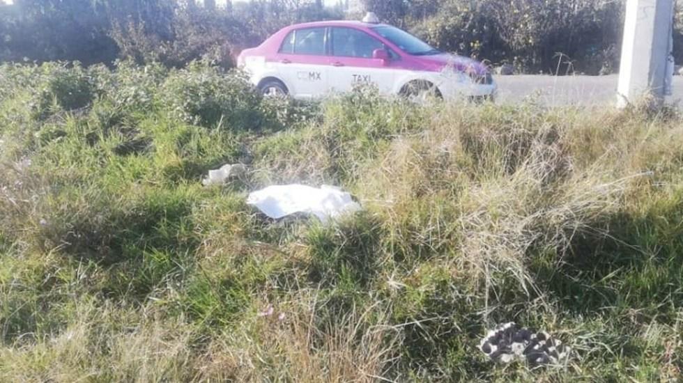 Hallan cadáver de menor de tres años en Chalco - Chalco Estado de México cuerpo menor