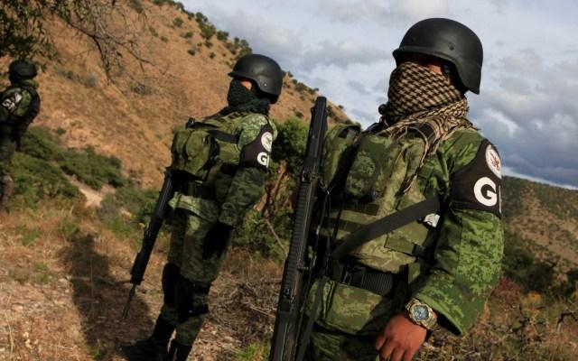 México debe aceptar la ayuda de EE.UU. en tema de seguridad: PAN - seguridad Chihuahua inseguridad policías Sonora Guardia Nacional