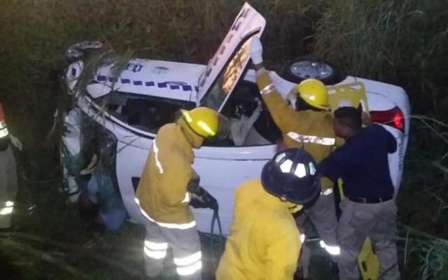 Accidente automovilístico deja cinco muertos en Guerrero - Accidente automovilístico deja cinco muertos en Guerrero
