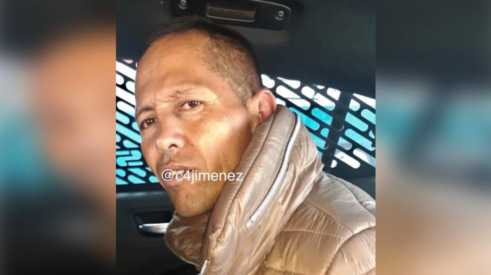Detienen por décima primera ocasión a hombre acusado de robo - Iván Colombo