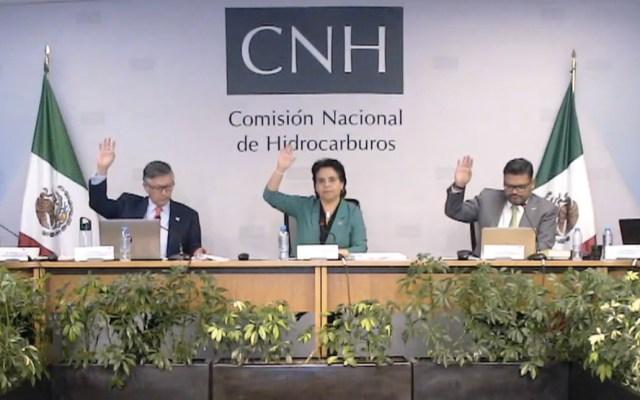 Piden mantener autonomía de Comisión de Hidrocarburos - Foto de Twitter CNH