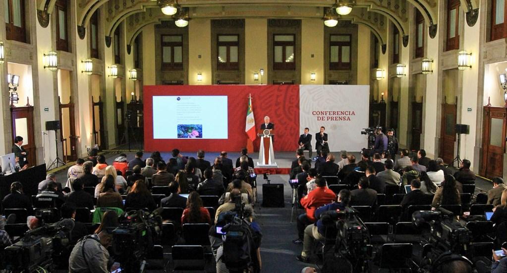 'Tumbaburros' niega tener granjas de bots - Conferencia matutina López Obrador 4112019