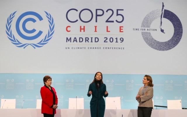 Madrid se encuentra preparado para acoger la COP25 el lunes - COP25 en Madrid