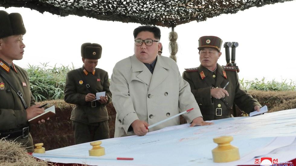 Corea del Norte confirma que probó nuevamente un lanzacohetes - Corea del Norte Kim Jong-un