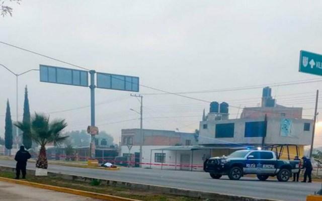 Localizan tres cuerpos desmembrados en San Luis Potosí - Foto de Quadratín