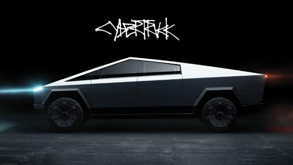 Cybertruck de Tesla ya tiene 250 mil pedidos - Foto de Tesla