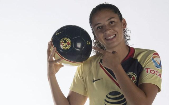 Muere Diana González, futbolista del América Femenil - Diana González América