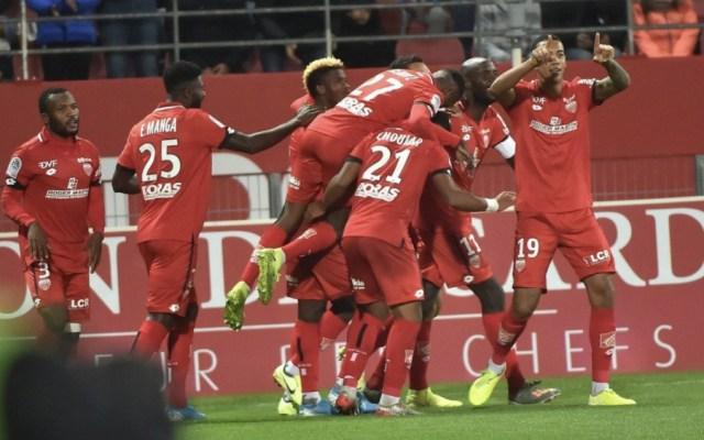 Dijon sorprende al líder PSG en la Ligue 1 - Foto de @DFCO_Officiel