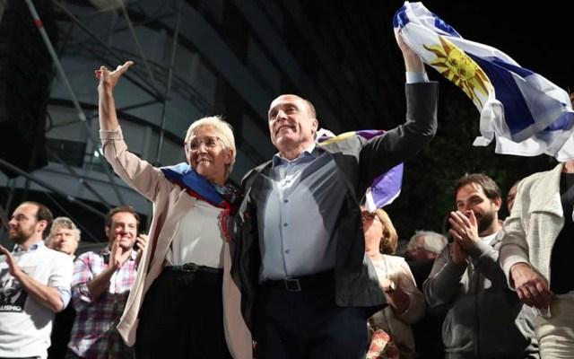 Incertidumbre tras empate técnico entre candidatos en Uruguay - elecciones uruguay