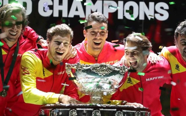 España gana la Copa Davis por sexta vez - España Copa Davis tenis título