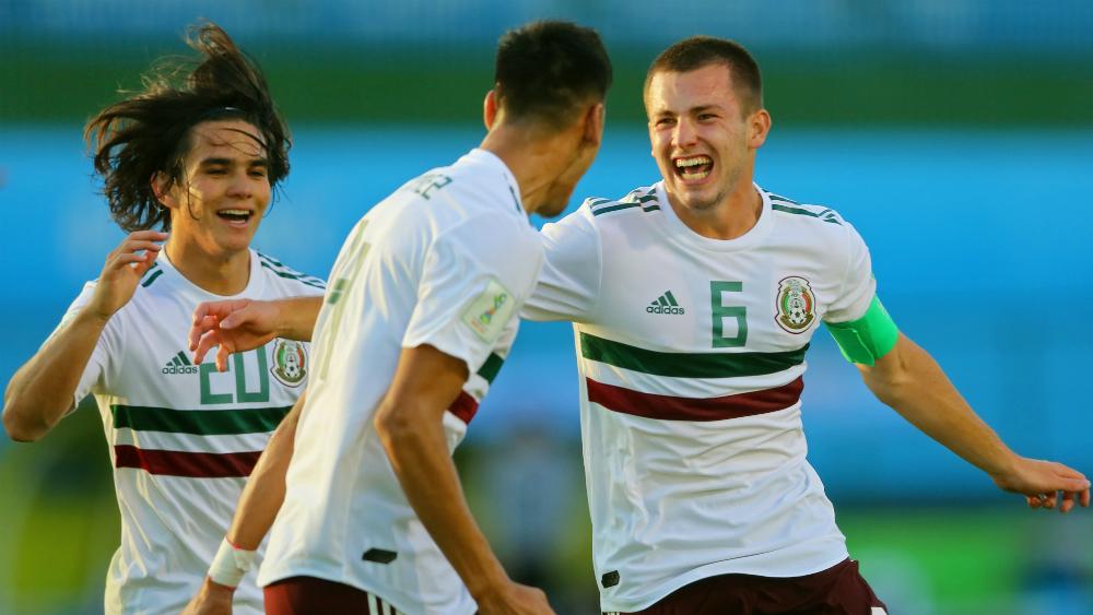México supera 2-0 a Japón y avanza en Mundial Sub 17 - Foto de Mexsport