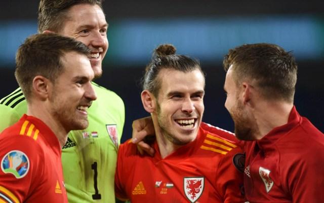Gales califica a la Euro y Bale se burla del Real Madrid - Euro 2020 Gales partido futbol