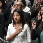 Hija de Evo Morales retira solicitud de asilo en México