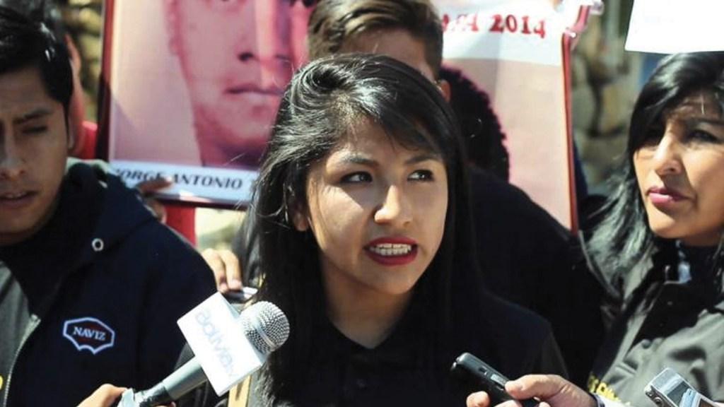 Autorizan salida de hija de Evo Morales de Bolivia hacia México - Foto de El Deber Bolivia
