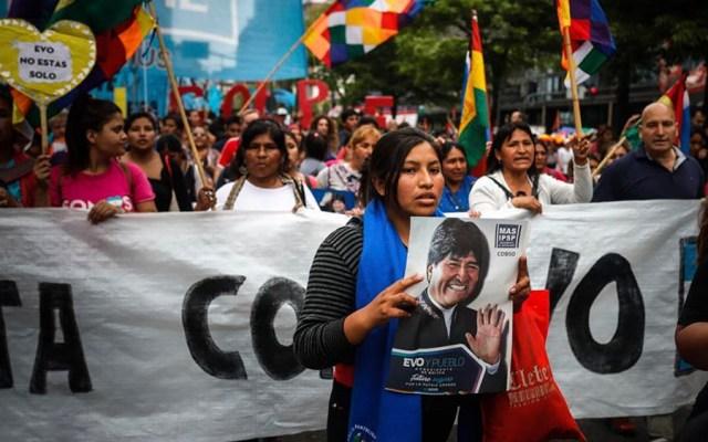 Bolivia se encuentra al borde del caos: Vladimir Putin - evo morales bolivia