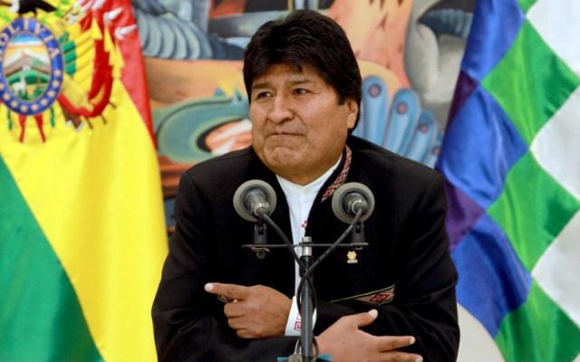 Sí es golpe de Estado, pero crisis en Bolivia es autogestionada por Evo Morales: Zovatto - Foto de Notimex