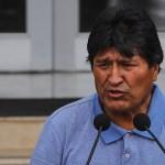 Declararán a Evo Morales huésped distinguido de la Ciudad de México