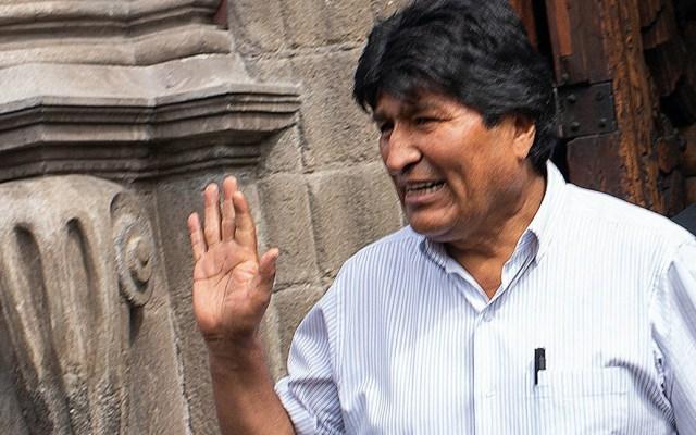 Evo Morales condena reconocimiento de Trump de gobierno de Bolivia - Evo Morales Ciudad de México