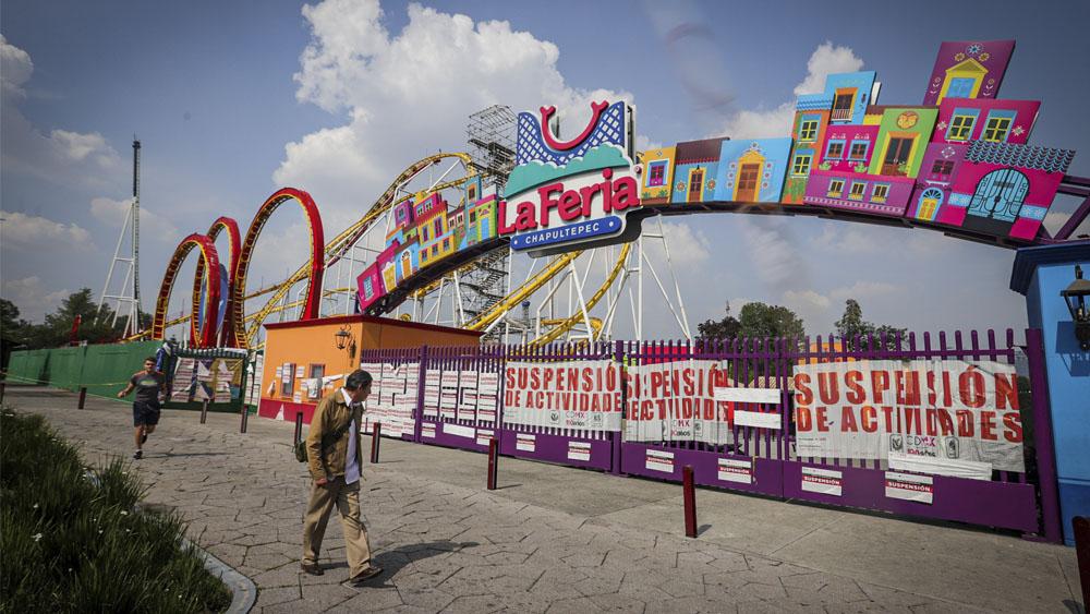 Anunciarán a más tardar el jueves licitación para operar Feria de Chapultepec - La Feria de Chapultepec