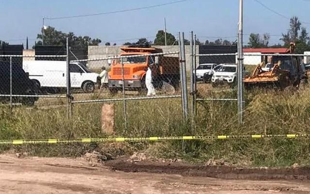 Se han localizado los cuerpos de 12 personas embolsadas en finca de Jalisco - Finca El Zapote, Jalisco