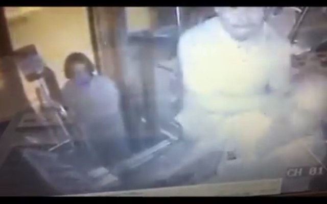 #Video Golpean a chofer de transporte público en Mérida para robarle - Golpean operador transporte público Mérida