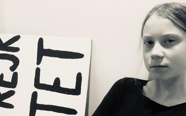 Greta Thunberg pide ayuda para viajar a la COP25 en Madrid - Greta Thunberg
