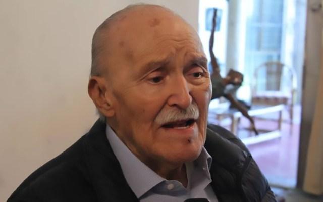 Murió Guillermo Cosío Vidaurri, exgobernador de Jalisco - Guillermo Cosío Vidaurri. Foto de El Occidental