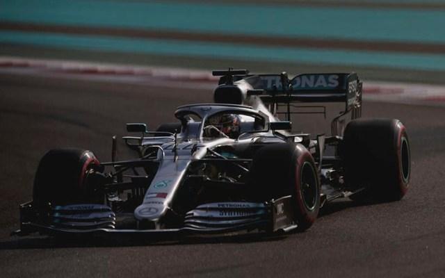 Hamilton gana la pole en el GP de Abu Dabi; Checo Pérez saldrá décimo - Hamilton gana la pole en el GP de Abu Dabi; Checo Pérez saldrá décimo