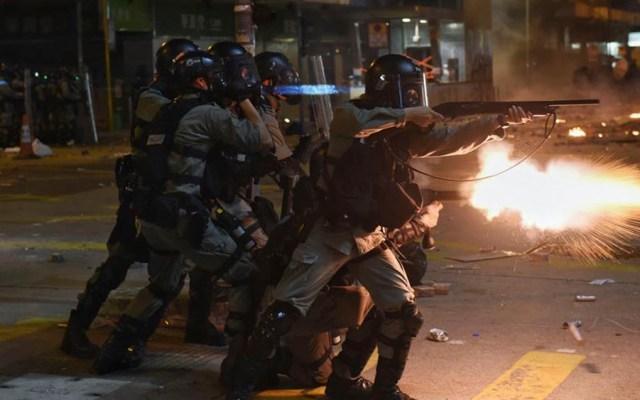 China advierte con activar opción contra disturbios en Hong Kong - hong kong disturbios