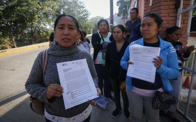 Mujeres piden a López Obrador que no cierren Centro Ciudad de Guerrero - Integrantes de Ciudad de las Mujeres de Tlapa de Comonfort. Foto de Milenio